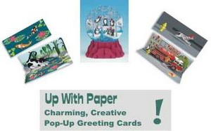 Charming, Creative Pop-up Greeting Cards