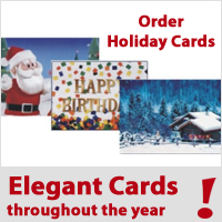 Order Holiday Cards
